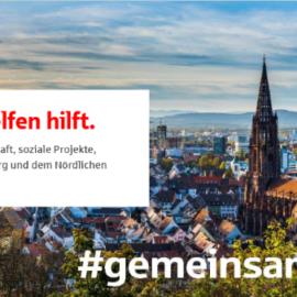 Der Musikverein Freiburg-Zähringen erhält 1000 € Fördergeld